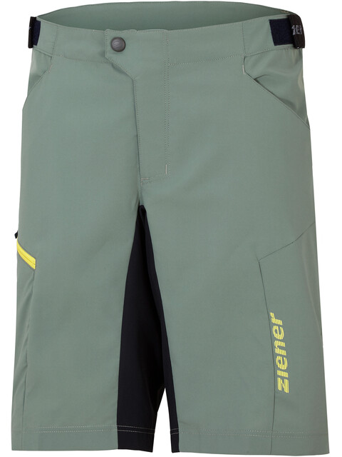 Ziener Cang X-Function Shorts Men green mud